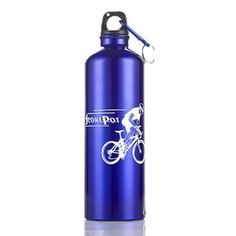 700ml Sports Water Bottles Drinking Cycling Hiking Fitness Gym Bottle free shipping