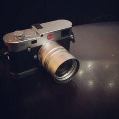 Leica M240 & 50 Lux ASPH Chrome Set