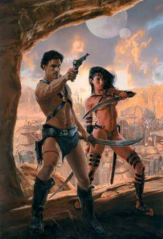 John Carter and the Princess of Mars