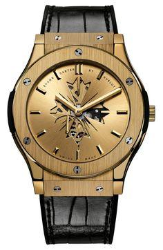 e1aa49c662f5e Shawn  Jay Z  Carter s Hublot Classic Fusion Timepieces