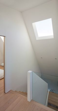 Guardrail & Skylight  East Van House | Splyce Design