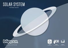 I create educational augmented reality experiences at Blippar. This image is one of the products I have worked on recently with a developer here at Blippar. The design was created by me. Scan the image with the Blippar App to find out more about the Solar System.