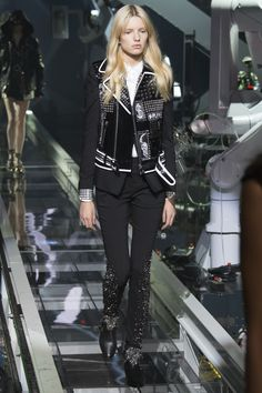 Philipp Plein Spring 2016 Ready-to-Wear Collection Photos - Vogue