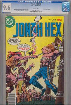 Title: Jonah Hex | Year: 1977 | Publisher: DC | Number: 6 | Print: 1 | Type: Regular | TitleId: a8300b79-e609-4a1b-9307-b5f65083c2a4