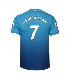 Arsenal Henrikh Mkhitaryan 7 Bortatröja 17-18 Kortärmad Arsenal Fc, Polo Shirt, Mens Tops, Shirts, Polos, Shirt, Dress Shirts, Polo Shirts, Top