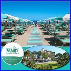 Diamo il benvenuto al #FAMILYHOTELLIDO tra i Family Hotel Consigliatissimi da Bimbisi.it Un incantevole Sogno tra la Pineta e il Mare! FAMILY BEACH RESORT LIDO MILANO MARITTIMA Da Maggio 2017 Family Hotels Italia inaugura il nuovo Family Beach Resort Lido con Parco, Piscina e Spiaggia privata. Un Family Resort con due favolose Torri... Tower Lido Pineta & Tower Lido Mare! Uno spazio immenso che dal parco al mare.