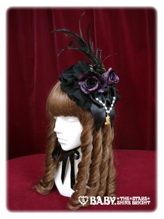 Alice and the Pirates Petit bouquet round head dress