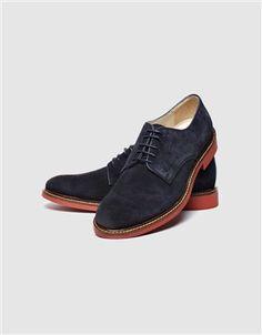 Suede Desert Shoe