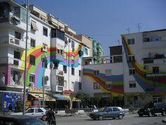 Tirana -the european Habana- by Jason Nathan, via Flickr