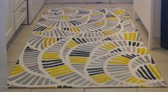 s 13 ways you never thought of using painter s tape in your home, home decor, painting, Paint an incredible floor design