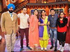 Kapil Sharma Cast