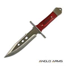 Pakkawood Hunting Knife 10.5 Inch | Blade Bargains