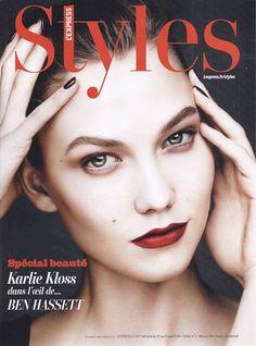 Karlie Kloss by Ben Hassett