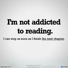 And then you completely forget and finish the book/series *crys because you became one with the story*