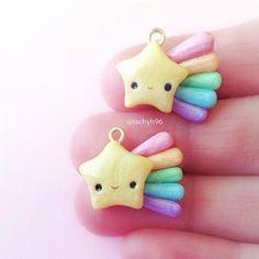 Kawaii Rainbow Stars