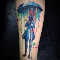 tatuagem aquarela teatro - Pesquisa Google