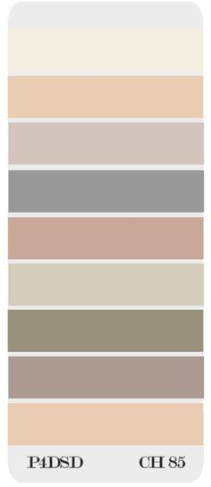 Color Chart 85