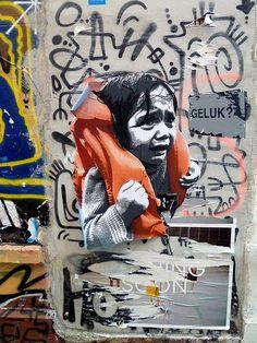 En güzel dekorasyon paylaşımları için Kadinika.com #kadinika #dekorasyon #decoration #woman #women Street Art Graffiti Antwerp 2017