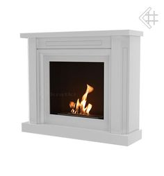 April Bio Ethanol Fireplace