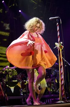 Alison Goldfrapp #swing #inspiration