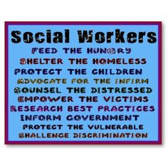 social workers