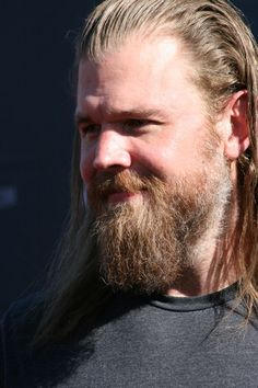 """Ryan """"Opie"""" Hurst at Boot Ride 2012 benefiting the Boot Campaign!"""