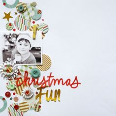 Christmas fun - My Creative Scrapbook