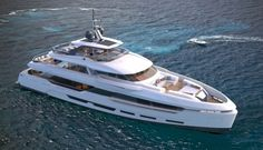 CCN Yachts has presented the DOM123 superyacht concept