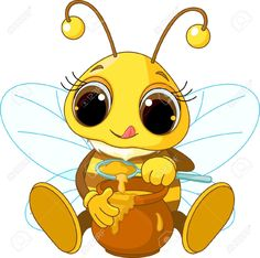 Cartoon Bee Stock Photos, Pictures, Royalty Free Cartoon Bee ...