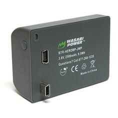 Wasabi Power Extended Battery for GoPro HERO Wasabi Power http://www.amazon.com/dp/B014X39VGI/ref=cm_sw_r_pi_dp_nMhxwb0XNVX97