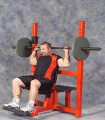 barbell shoulder press, shoulder presses