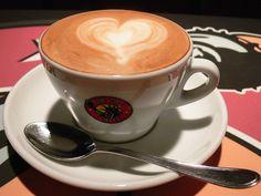 love in coffee