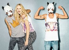 Cro's new fashion line