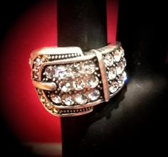 Buckle Up Ring by Premier Designs