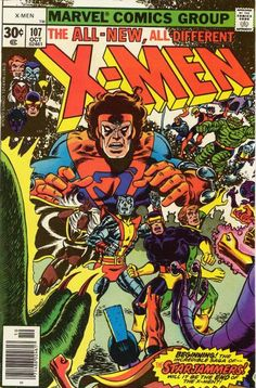 Paul Loves Comics • Comic books I read last week, part 4 of 7  Uncanny...