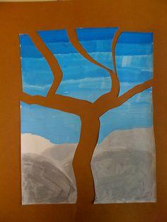 techniques arts plastiques primaire - Recherche Google Drawing For Kids, Art For Kids, Montessori Art, 2nd Grade Art, Ecole Art, Arts Ed, Winter Art, Simple Art, Art Plastique