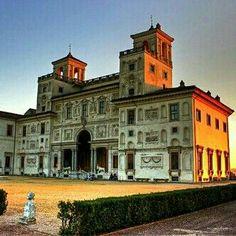 Villa Medici , Accademia di Francia, Rome