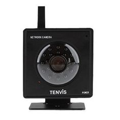 Tenvis Mini319w Wireless Wifi Ip Camera Cmos Cctv Security System Pt Control Black by tenvis camera. $45.00. Specifications: Model:Mini319W Camera: Image sensor:1/4 Color CMOS Lens:4MM Infrared LED:21 PCS Pixel:300,000 Night vision Distance:12M AWS/AGC/AES:Auto Min. Illumine:0.1Lux Audio: Audio:2 - way audio Input:Built-in Microphone Output:Built-in Speaker Video: System:PAL/NTSC Video Format:VGA Compression:MJPEG Max. frame rate:25 fps Resolution:640*480, 320*240...