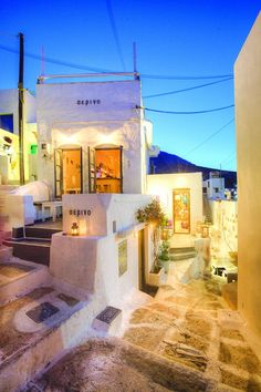 Aerino Bar - Serifos, Greece
