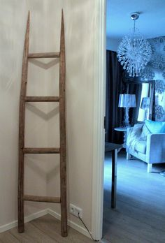heinäseipäät sisustuksessa - Google-haku Ladder Decor, Haku, Crafts, Diy, Decorating, Furniture, Vintage, Google, Home Decor