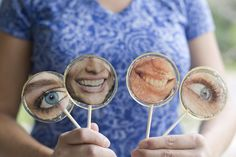 DIY: How to Make Photo Lollipops - Turn your photographs into tasty candied treats!