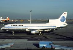 Pan American World Airways - Pan Am  More: Lockheed L-1011-385-3 TriStar 500