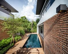 Alkhemist Architects · Two houses at Nichada, difference and repetition