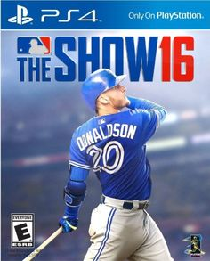 Get MLB The Show 16 release date cover art, overview and trailer. Whether you call the game MLB The Show 16 or MLB The Show does not matter the tiniest bit. The only thing that matters is how you play the game! MLB The Show offers. Tom Clancy, Baseball Games, Sports Games, Baseball Party, Metal Gear, Assassins Creed, Call Of Duty, Play Station 3, Mlb The Show