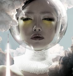 Get the newly listed art for sale by Chen Man. Search and bid online on all original art and artworks by Chen Man on artnet auctions Chen, Tim Walker, David Lachapelle, Man Photography, Fashion Photography, Stunning Photography, Makeup Photography, Creative Photography, Real Techniques Brushes