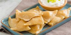 Grandma Mary's Perogies with Potato-Cheese Filling