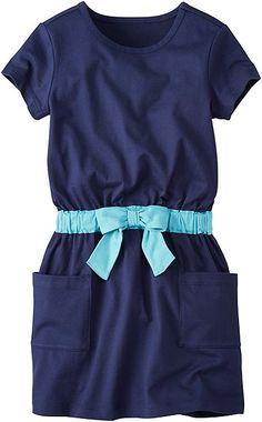 Take A Bow Dress | Girls Sale Dress