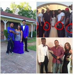 This Black Mom Perfectly Nails What's Wrong With Dads Posing in Prom Pictures With Guns Funny Internet Memes, Funny Memes, Hilarious, Prom Photos, Prom Pictures, Funny Baby Pictures, Funny Photos, Protective Boyfriend, Funny Prom