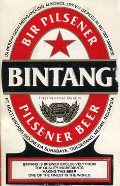 most popular beer in Bali