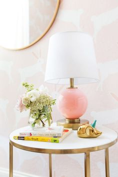 Oh Joy for Target party mouse in an Emily Henderson designed nursery